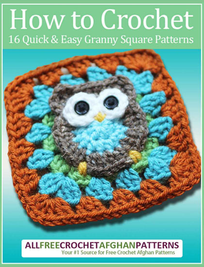 16 Quick and Easy Granny Square Patterns