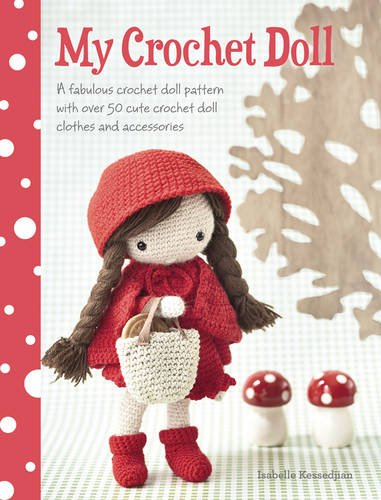 My Crochet Doll Pattern Book
