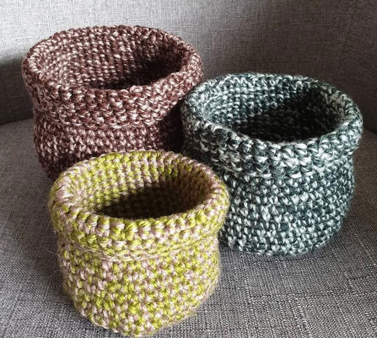 Free Crochet Patterns for the Australian Rescue Craft Project