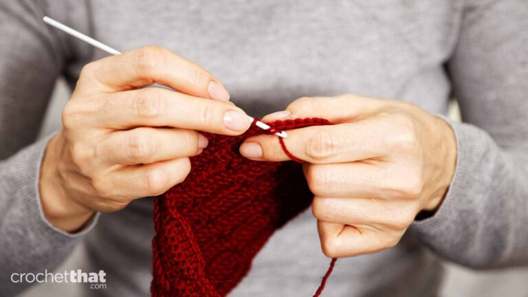 Can Crocheting Cause Arthritis?